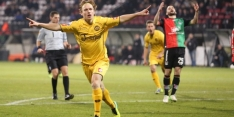 Roda-speler Hupperts haakt af bij Jong Oranje
