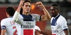 PSG en Monaco winnen buitenshuis, Lyon komt goed weg