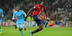 Kalou belangrijk voor Lille, Lyon - Marseille gelijk