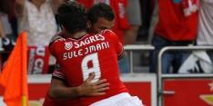 Benfica zet nieuwe stap richting Portugese landstitel