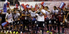 San Lorenzo houdt stand op slotdag en pakt titel