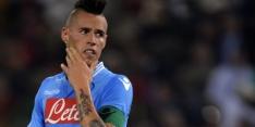 Omstreden rode kaart doet Napoli das om tegen Fiorentina