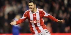 Assaidi als invaller belangrijk voor winnend Stoke