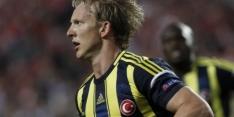 Fenerbahçe blijft koploper door minimale overwinning