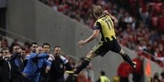 Column: genieten van Kuyt en Fenerbahçe in Istanbul