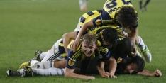 Fenerbahçe profiteert van misstappen concurrentie