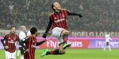 Seedorf ziet Milan kwartfinale Coppa Italia bereiken