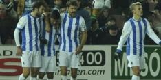 Sociedad heeft halve finale Copa del Rey in vizier