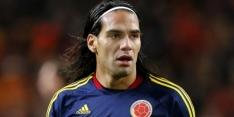 Falcao belangrijk voor Colombia, Chili ten onder