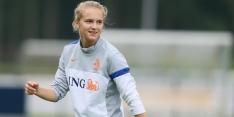 Miedema (17) scoort vijf keer voor Heerenveen