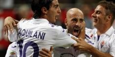 Hattrick Aquilani niet genoeg voor Fiorentina