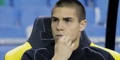 Spits Djurdjevic raakt zwaar geblesseerd bij Palermo