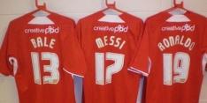 Crawley Town ziet Messi, Ronaldo en Bale niet komen