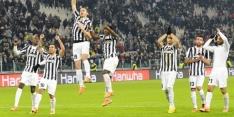 Juventus wint Derby d'Italia met vertoon van macht