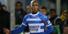 """PEC Zwolle zonder Mokotjo: """"Moet gewonnen worden"""""""