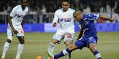 Marseille en Lille winnen daags voor kraker