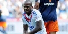 Olympique Lyon stelt hevig teleur tegen promovendus