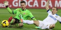 Fiorentina neemt afscheid van doelman Neto