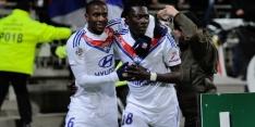 Olympique Lyon herovert derde plek met zege op Reims