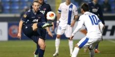 """Slovan-coach is duidelijk: """"Wij gaan verdedigen tegen AZ"""""""