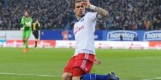 HSV neemt Lasogga definitief over van Hertha BSC