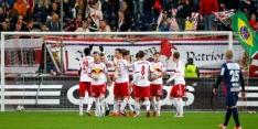 Salzburg haalt uit, Liberec verspeelt 2-0 voorsprong