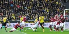 Werder wint Nordderby; Dortmund klopt Verbeek