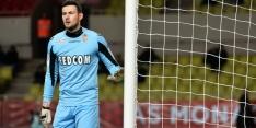 AS Monaco verliest aansluiting met top door remise