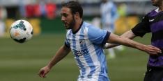 Malaga slaat aanval Valladolid af in degradatiekraker