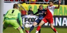 Delpierre na half seizoen weer weg bij FC Utrecht