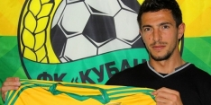 Manolev meldt zich andermaal bij Kuban Krasnodar