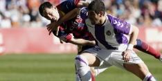 Valladolid verrast matig Barça, Atletico profiteert