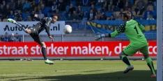 'RKC Waalwijk zet doelman Seda in wachtkamer'