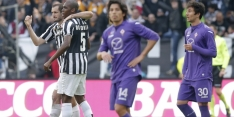Juve wint minimaal; Benfica verder na remise