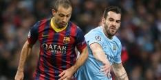 Mascherano troeft Messi af als speler van het jaar