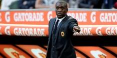 Roma beëindigt reeks Seedorf en houdt sprankje hoop