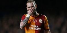 Sneijder en co winnen uiterst moeizaam van Sivasspor