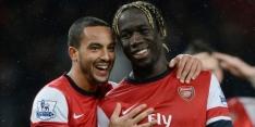 Sagna verrast door negatieve Arsenal-uitspraken Fabregas