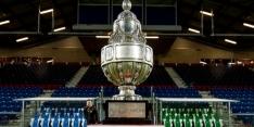 Loting: Feyenoord treft Excelsior, Ajax naar Werkendam