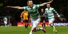 Celtic boekt rechtmatige zege, Hearts degradeert