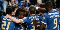 FC Porto speelt CL-voorronde dankzij derde plaats