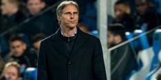 Coach Janssen tekent voor één seizoen bij De Treffers