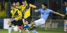 'Twente geïnteresseerd in NAC-huurling Verbeek'