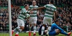 Celtic onderstreept titel met zege op Aberdeen