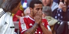 Bayern-middenvelder Thiago succesvol geopereerd