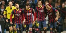 Barcelona ziet WK-kwartet terugkeren op trainingsveld