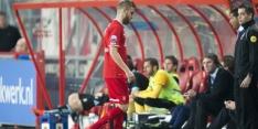 'Twente wil op loonlijst drukkend tweetal slijten'
