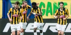 Vitesse speelt in voorbereiding tegen Luhukay