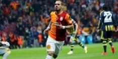 Sneijder wederom van enorme waarde voor Galatasaray