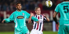 """FC Dordrecht voorlopig zonder Ojo: """"Bijzonder jammer"""""""